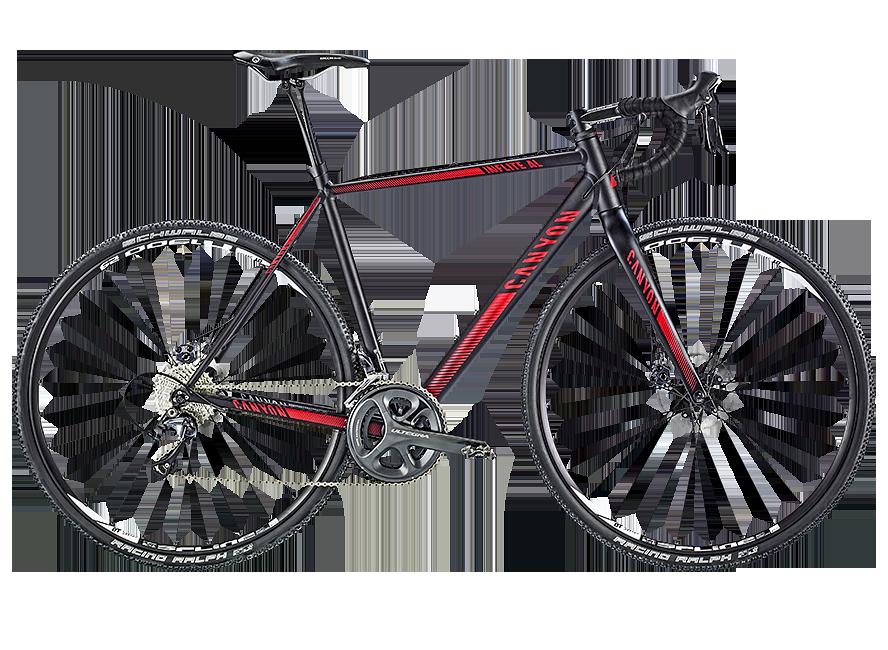 CapoVelo com | Canyon Inflite AL Cyclocross Bike