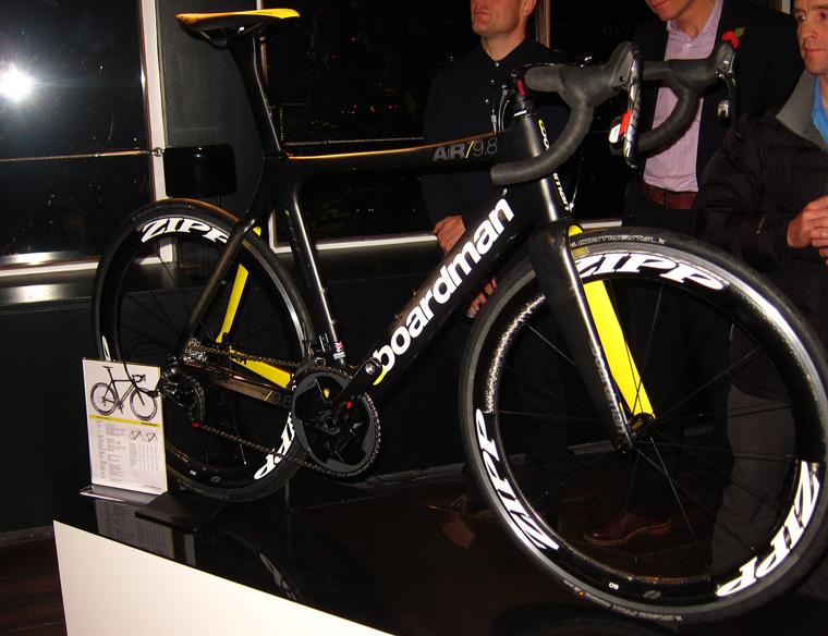 CapoVelo com | Boardman Bikes Launches New Elite Series