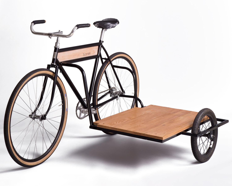 Люлька для велосипеда своими руками