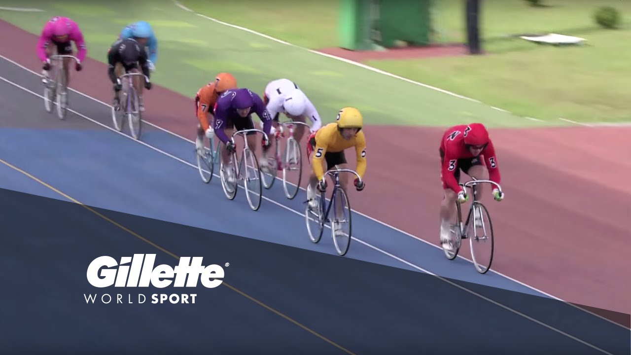 CapoVelo com | Precision Training at the Keirin School in Japan