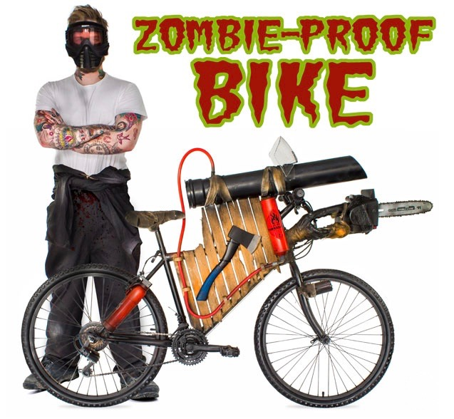 Why Is The Bicycle The Best Zombie