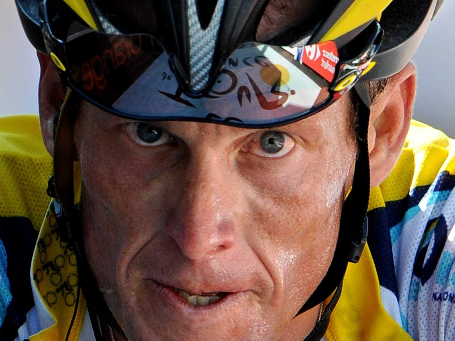 The lance armstrong doping case