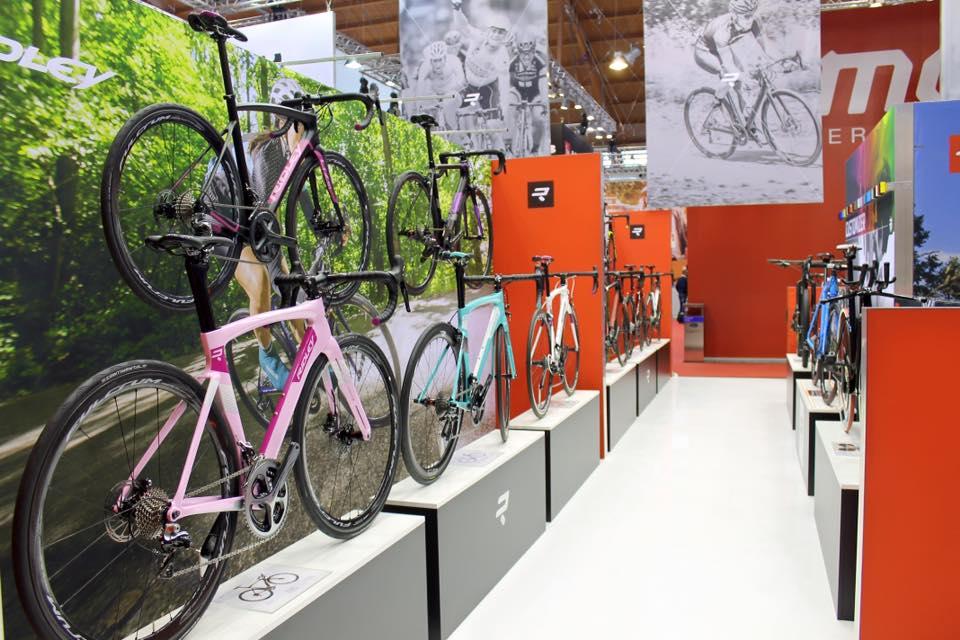Ridley Debuts New Range Of Women S Road Bikes