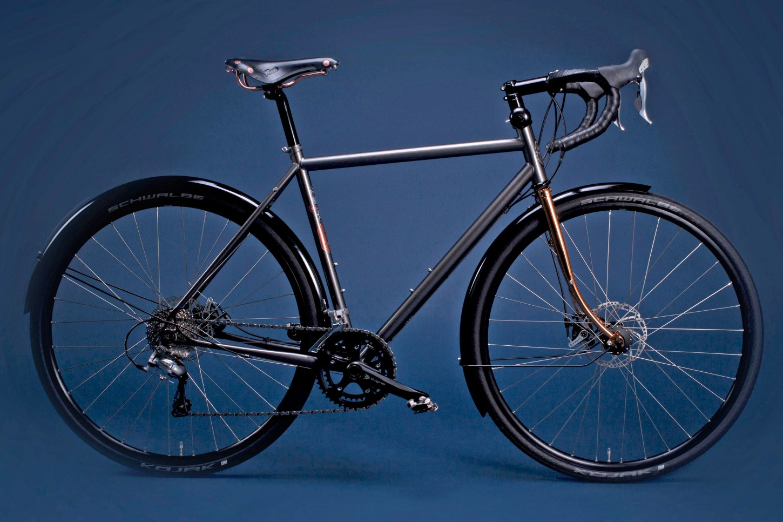 "ddc8d08a329 Brooks England and Pelago Partner to Create ""Stavanger"" Road Bike"