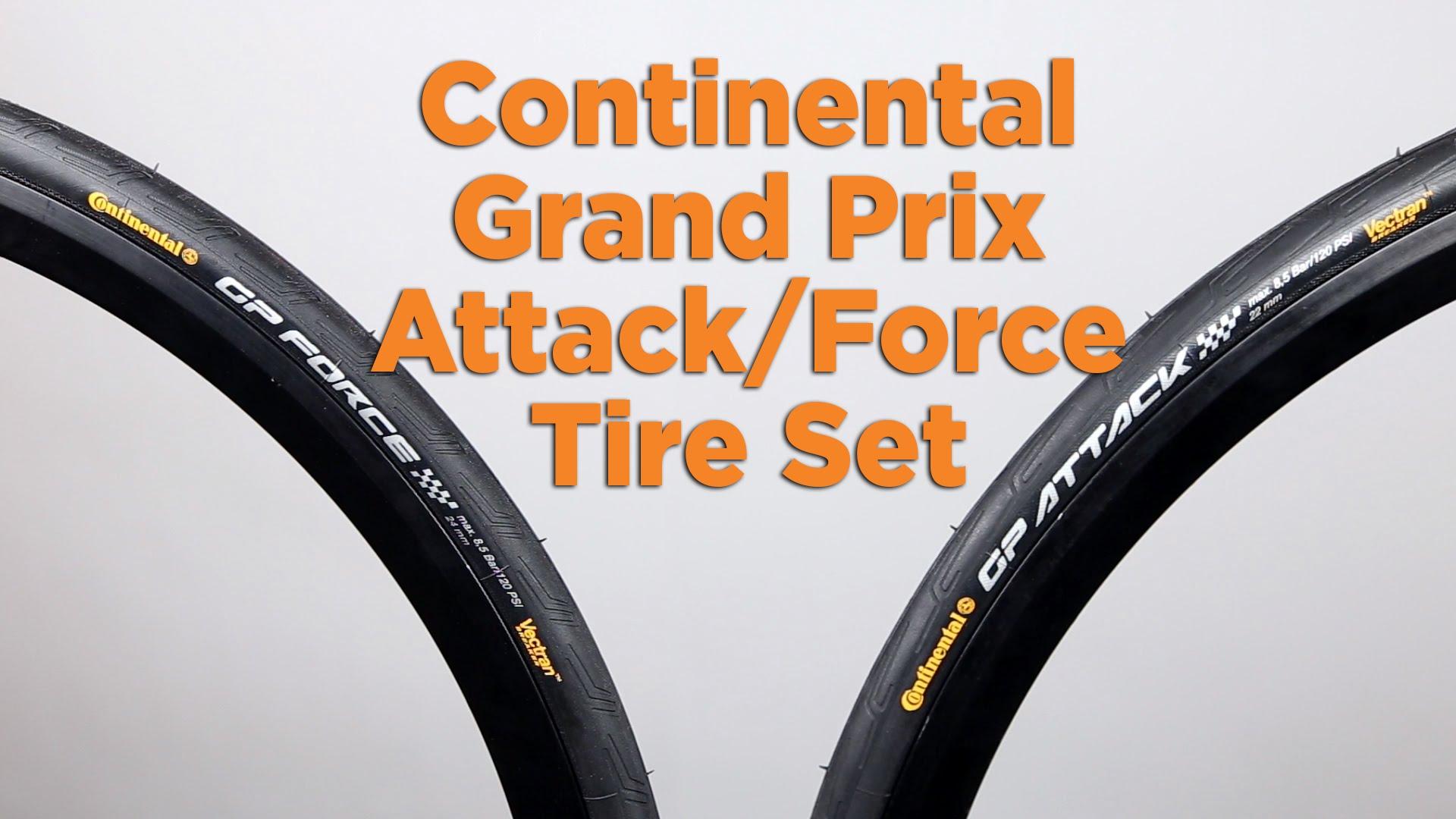 continental offers new grand prix attack. Black Bedroom Furniture Sets. Home Design Ideas