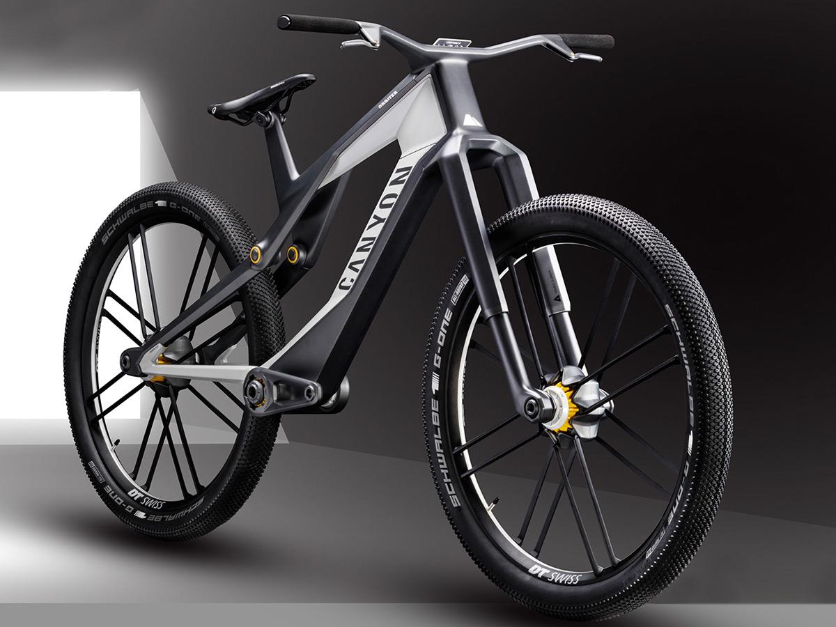 Canyon S Orbiter Concept Bike