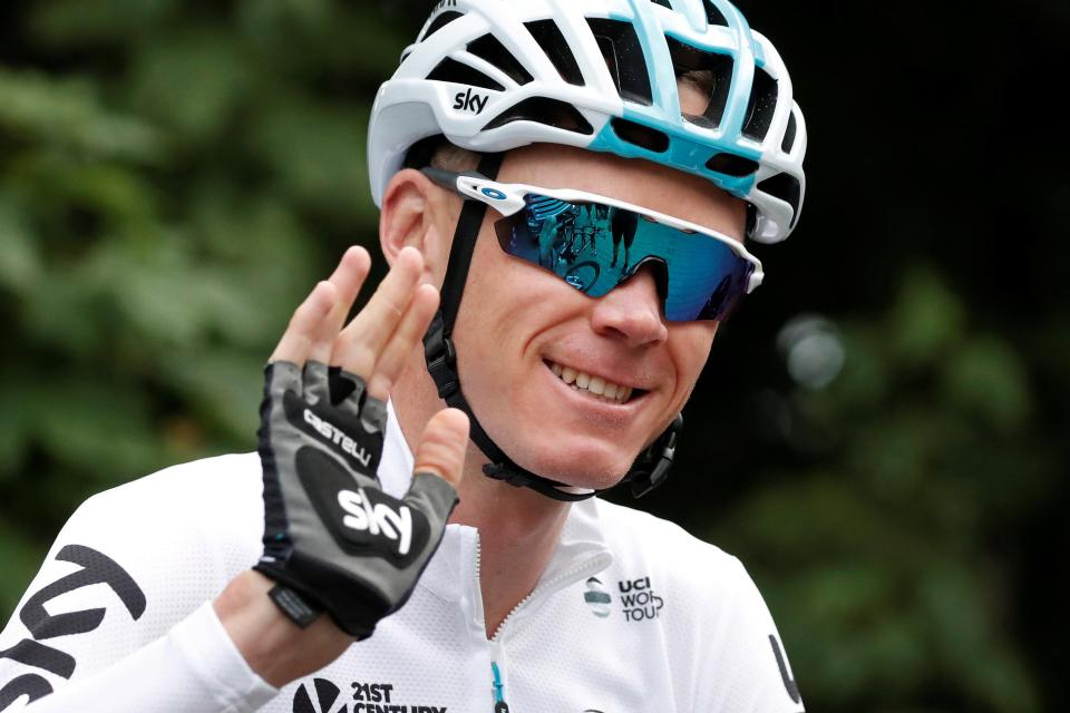 Thumbnail Credit (capovelo.com): Froome saw his hopes for a Tour-Vuelta double fade last year, after a grueling season took its toll on the Team Sky rider.