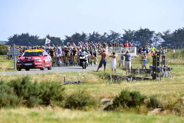 Tour De France Television Coverage