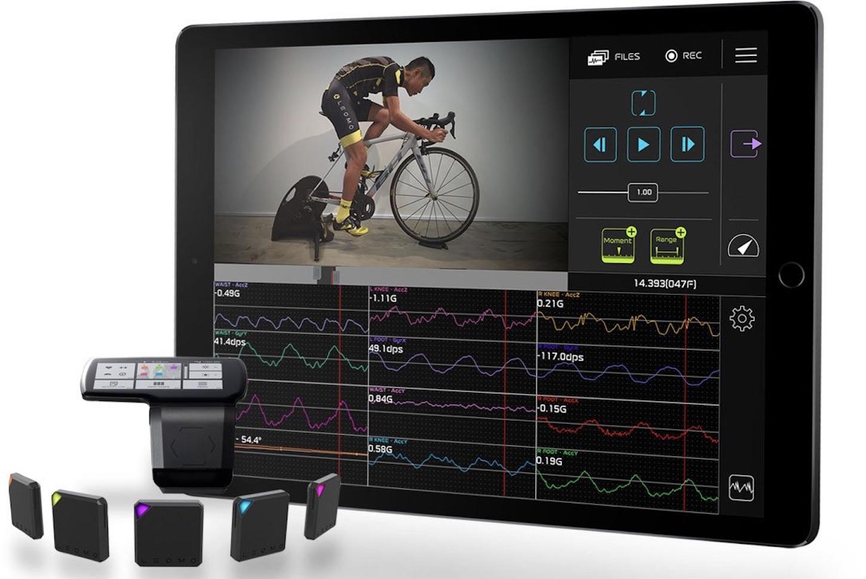 CapoVelo com | LEOMO Unveils New Motion Capture System for