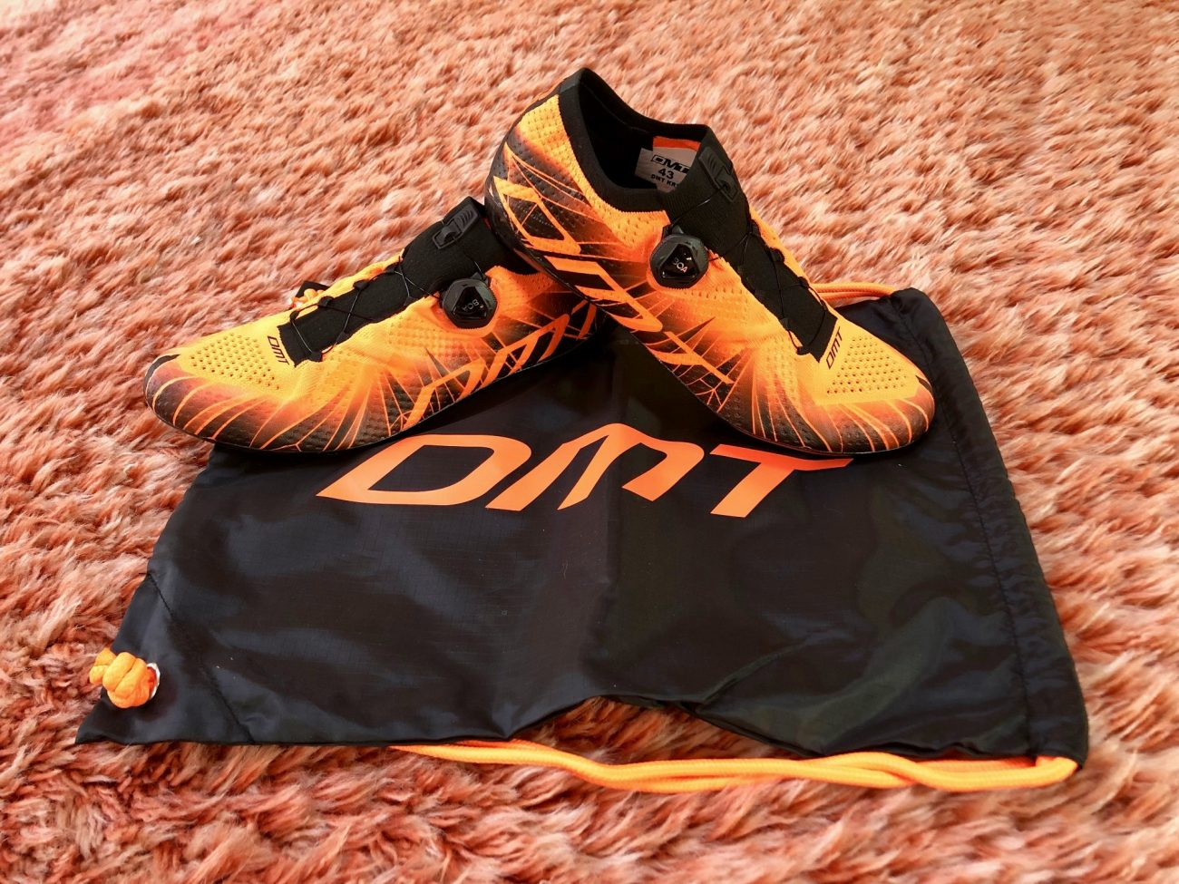 CapoVelo com | DMT KR1 Road Shoe Reviewed